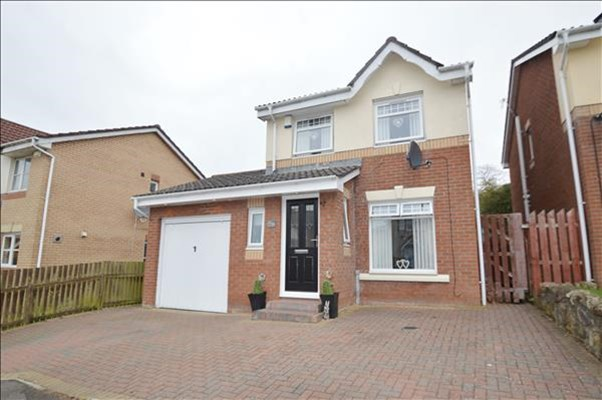 Murray Crescent, Newmains, ML2 9EP