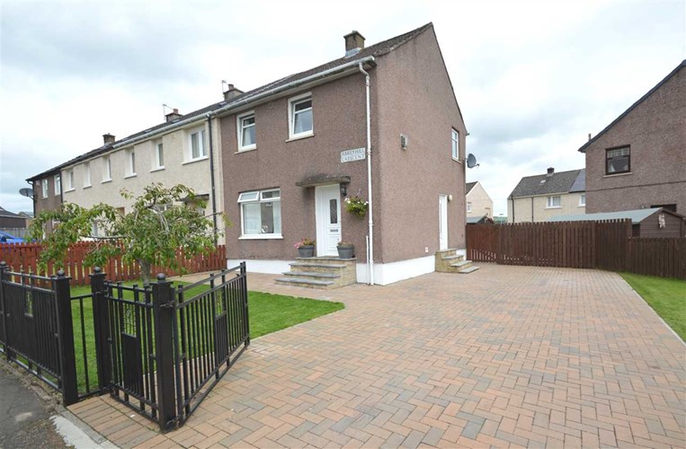 Lesmahagow - 2 Bedroom End Terrace