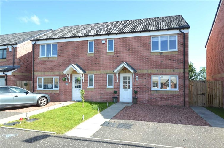 Baillieston - 3 Bedroom Semi