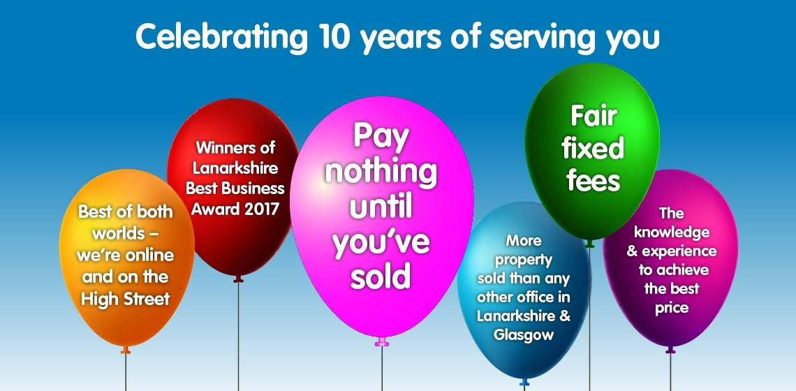 Celebrating 10 years of serving you